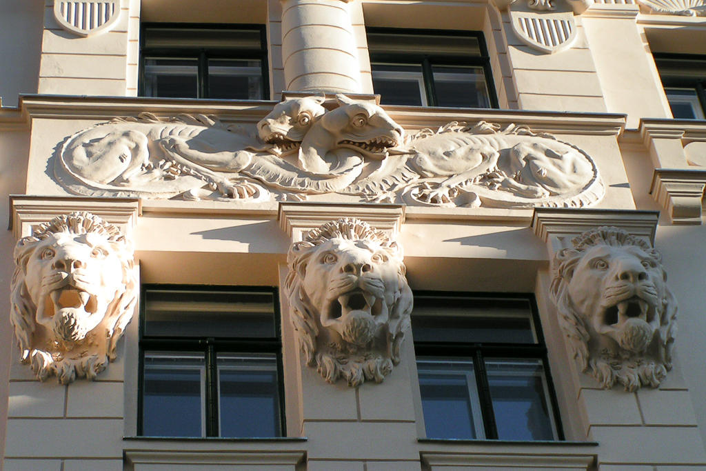 Fassadenarbeiten @ Econom GmbH