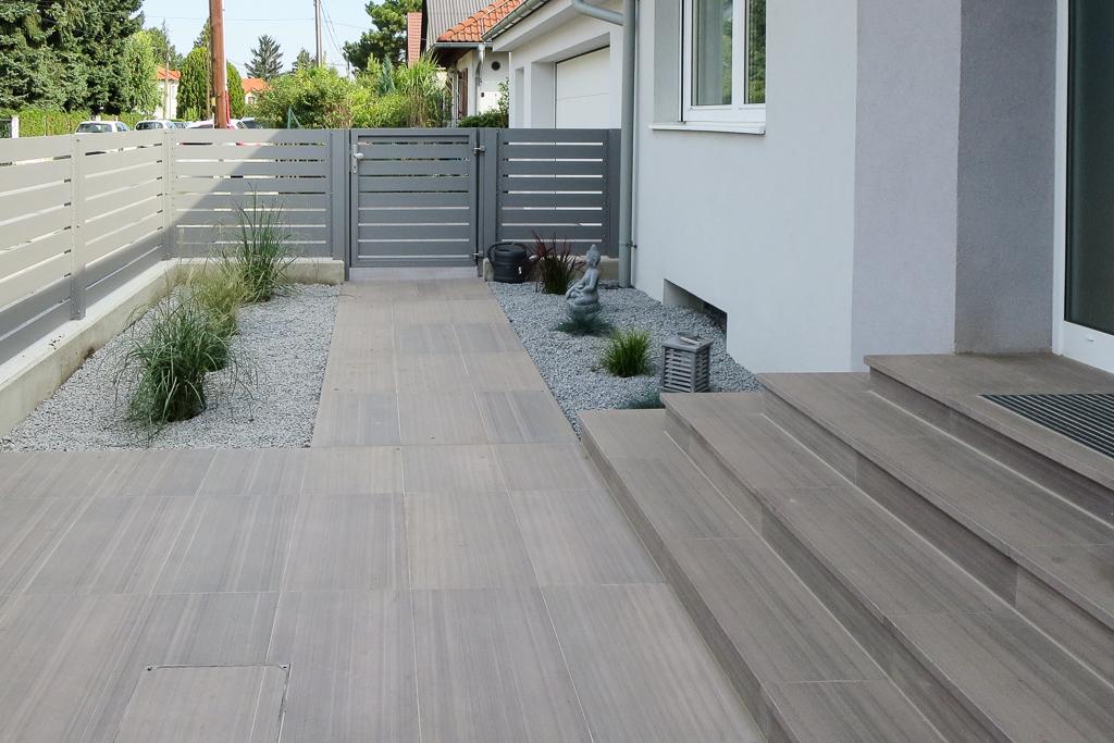 Gartengestaltung Vorgarten @Econom GmbH