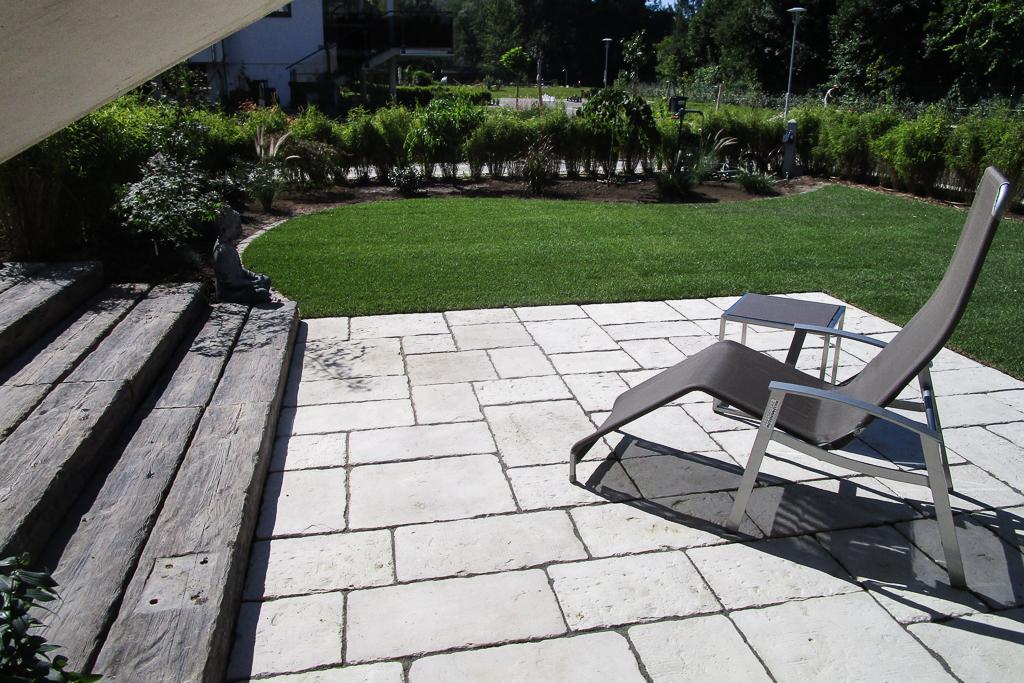 Gartengestaltung @Econom GmbH