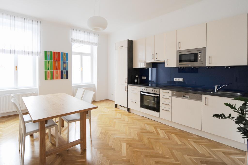 Neubau Innenraumgestaltung Küche @Econom GmbH
