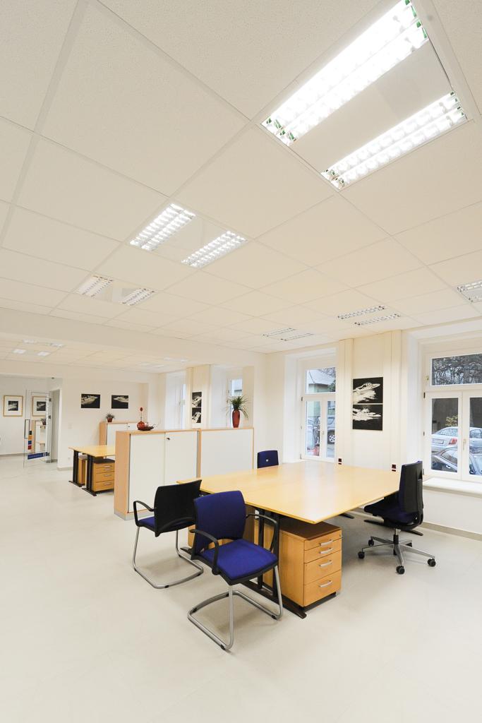 Neubau Innenraumgestaltung Büro @Econom GmbH