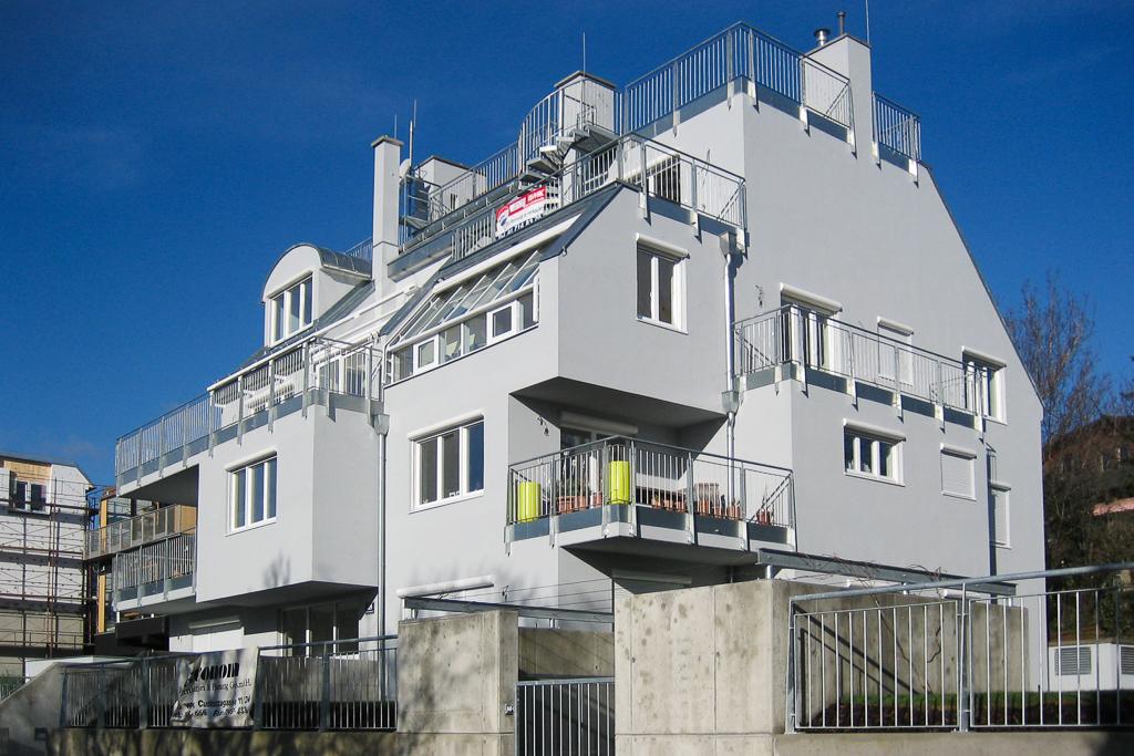 Neubau Wohnhaus @Econom GmbH