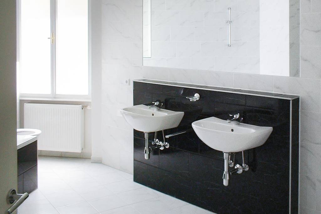 Wohnungsrevitalisierung Bad @Econom GmbH